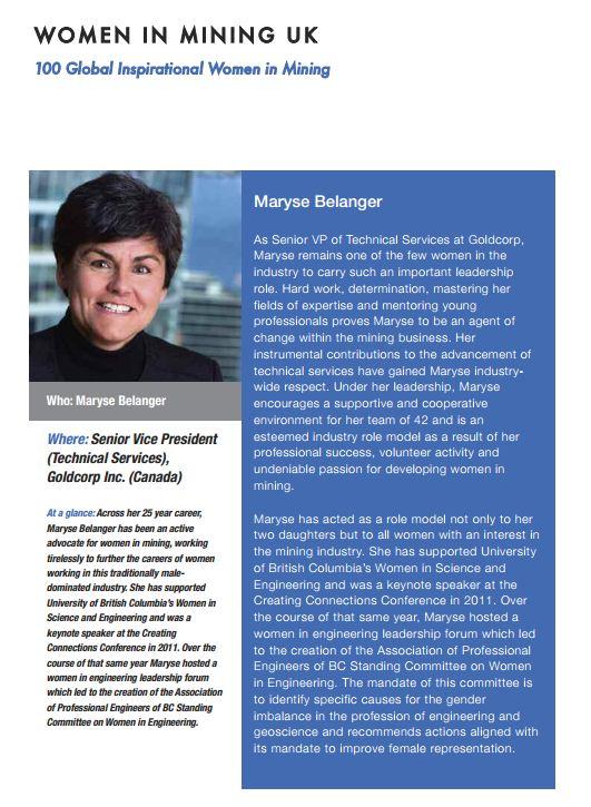 Maryse Belanger